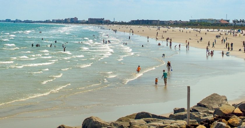 Beach in Cape Canaveral, FL
