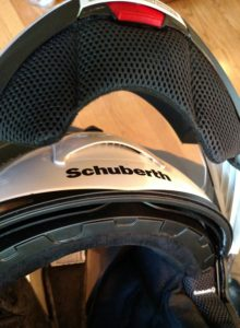 Schuberth Chin Curtain