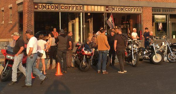 Northeast Vintage Moto Society meet