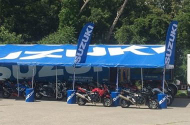 Suzuki demo day
