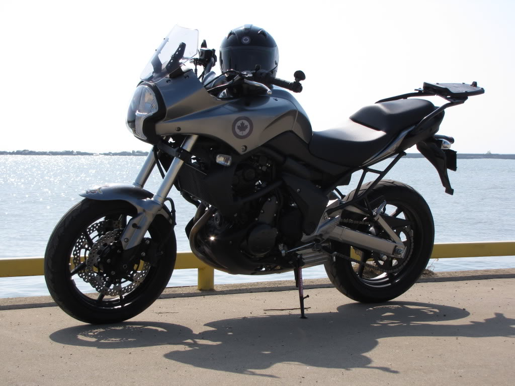 Best Tires For Kawasaki Versys